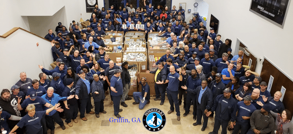 Griffin 2018 Food Drive