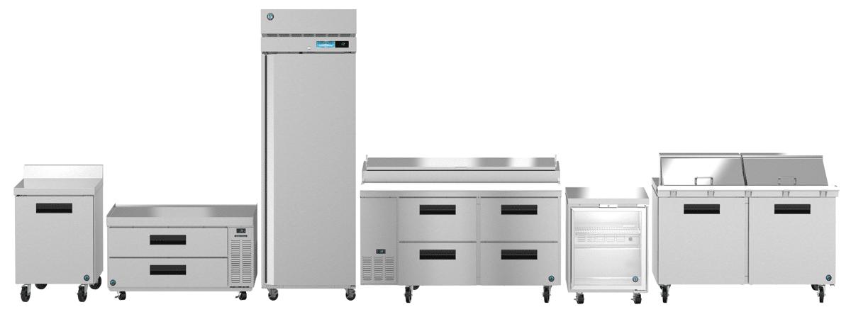 HOSHIZAKI Announces New Steelheart Refrigeration Series